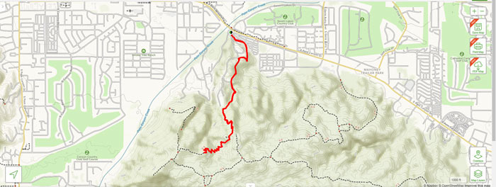 Palm Springs Hiking Guide
