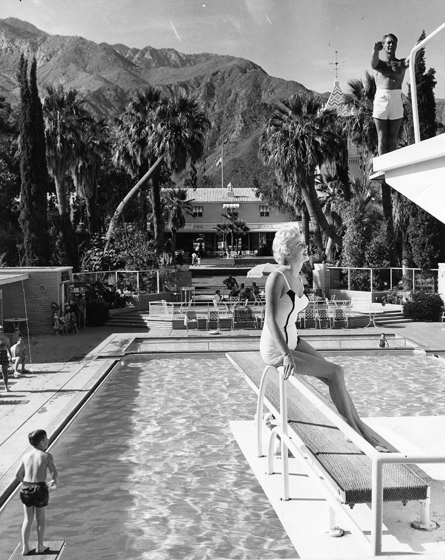 El Mirador Pool Palm Springs