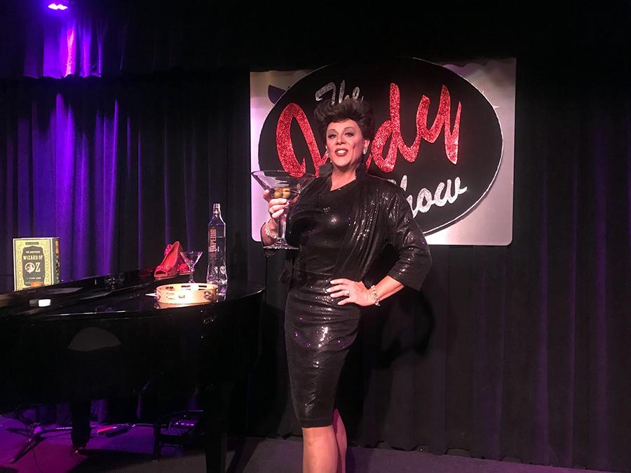 Purple Room: The Judy Show