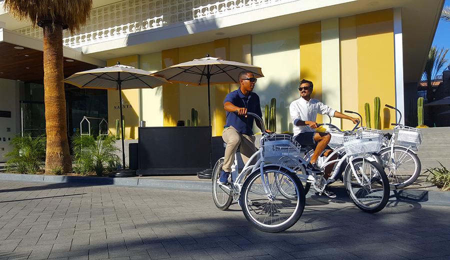 Roan Palm Springs Bikes