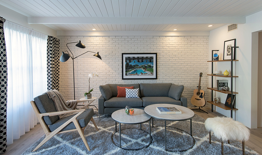 The Weekend living space