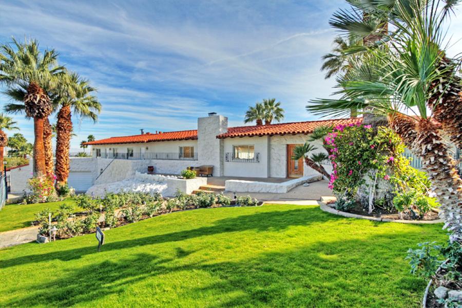 Elvis Presley House in Palm Springs